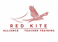Red Kite Alliance + Teacher Training Logo- Red - RGB